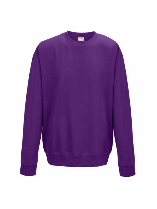 Plain AWD Magenta Magic crew neck sweatshirt