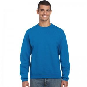 Plain crew neck sweatshirt 320 GSM - Stars & Stripes