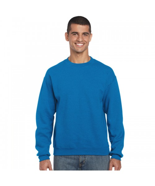 Plain crew neck sweatshirt 320 GSM