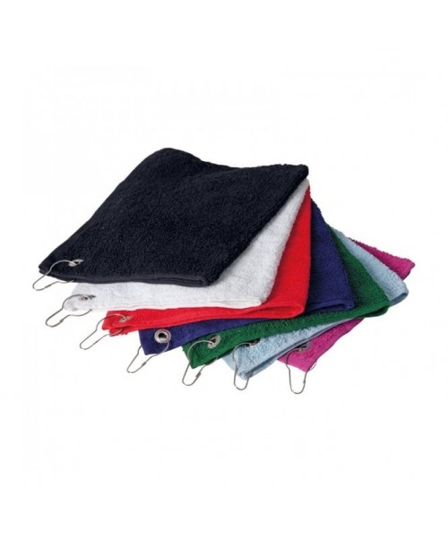Plain Luxury range - golf towel TOWEL CITY 550 GSM