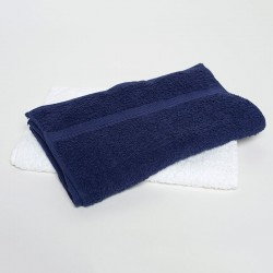 Plain Luxury range bath towel Towel City 550gsm Thick pile