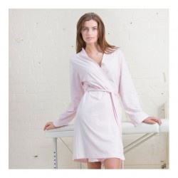 Plain Women's wrap robe towel TOWEL CITY 180 GSM