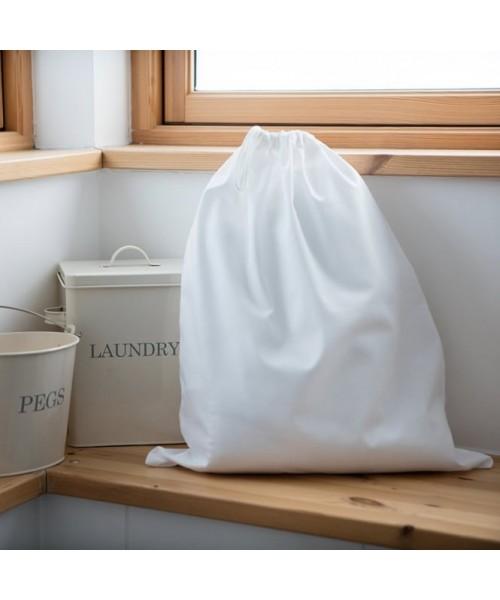 Plain Laundry bag TOWEL CITY 120 GSM