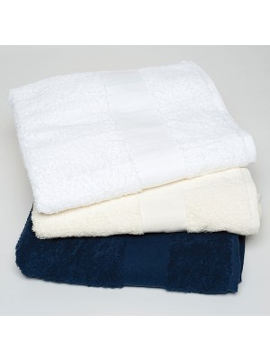 Plain Egyptian cotton bath sheet TOWELS TOWEL CITY 600 GSM