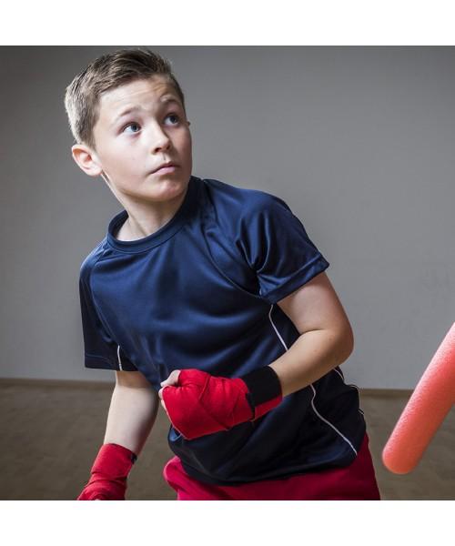 TOMBO Kids Teamwear Performance Sports T
