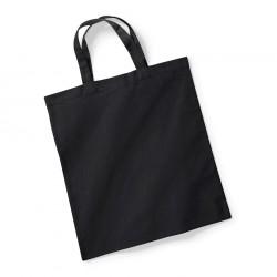 Plain Bag for life - short handles BAG WESTFORD MILL 64 GSM