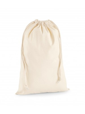 Plain PREMIUM COTTON STUFF BAG WESTFORD MILL 200 GSM