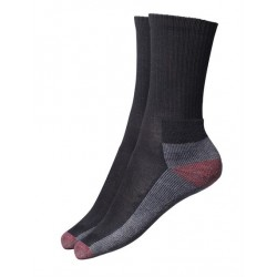 Plain CUSHION CREW SOCKS DICKIES