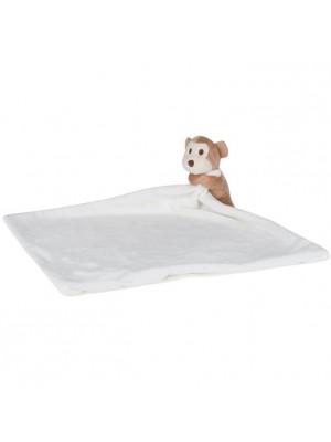 Plain Monkey comforter towel MUMBLES