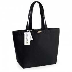 Plain EarthAware™ organic marina Tote bag WESTFORD MILL 252 GSM