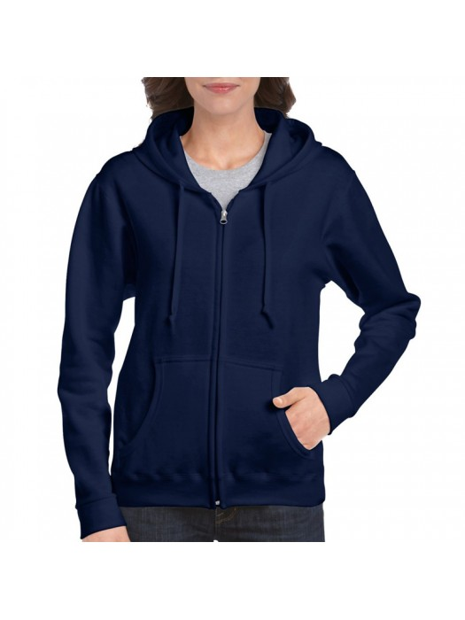 Plain Navy Zip up starsNstripes Hoodie