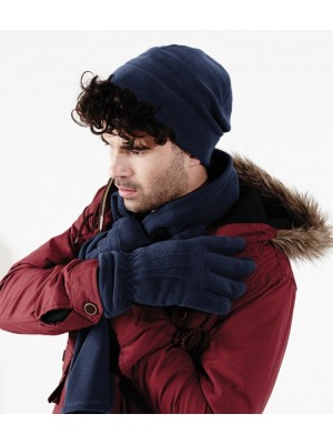 Plain Gloves Thinsulate Beechfield 280 gsm
