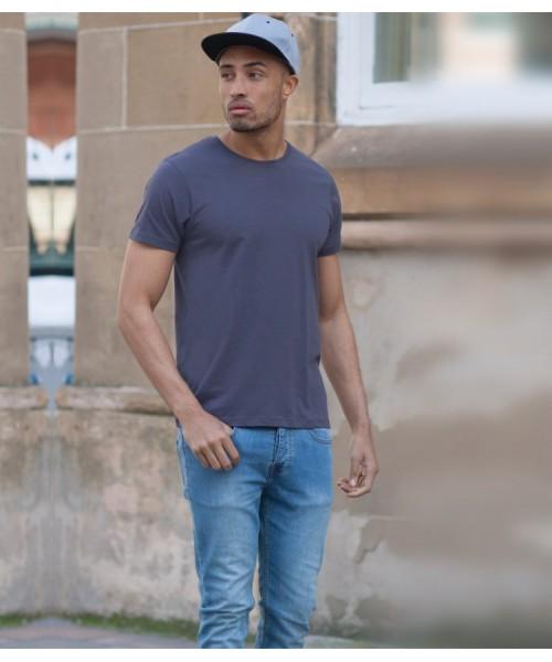 Plain T-Shirt Slim Fit Skinnifit 140 gsm