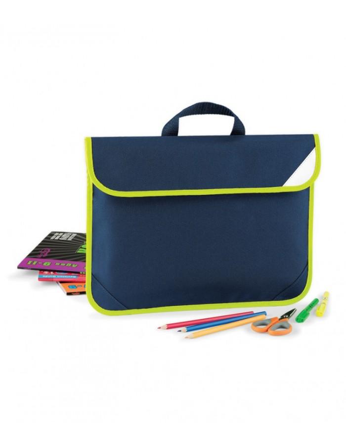 Book Bag Enhanced-Viz Quadra