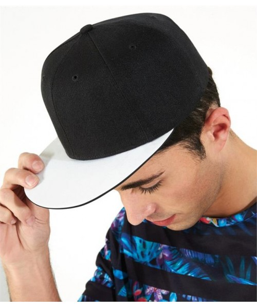Plain SUBLIMATION PEAK SNAPBACK CAP BEECHFIELD 91 GSM