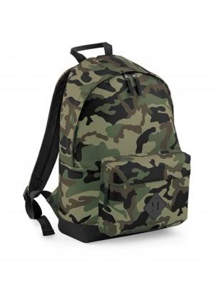 Backpack Camo  BagBase