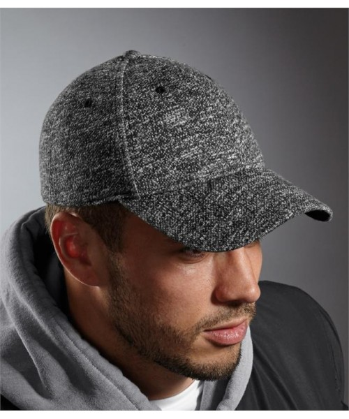 Plain LUX KNIT STRETCH-FIT CAP BEECHFIELD