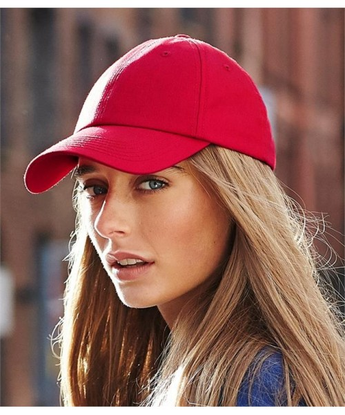 Plain AUTHENTIC BASEBALL CAP BEECHFIELD 77 GSM