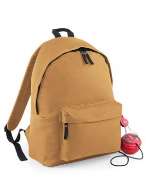 Plain FASHION BACKPACK BAG BAGBASE 380 GSM