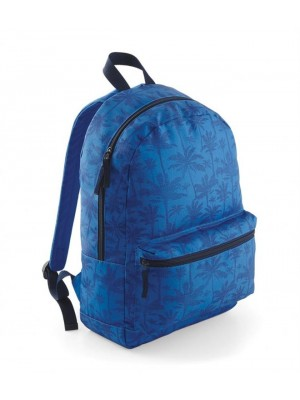 Plain GRAPHIC BACKPACK BAG BAGBASE 460 GSM