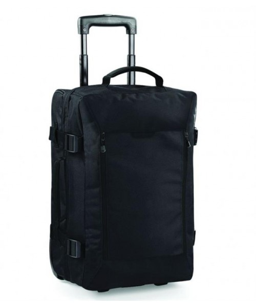 Plain ESCAPE DUAL-LAYER CABIN WHEELIE BAG BAGBASE 2500 GSM
