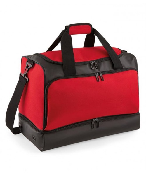 Plain HARDBASE SPORTS HOLDALL BAG BAGBASE 390 GSM