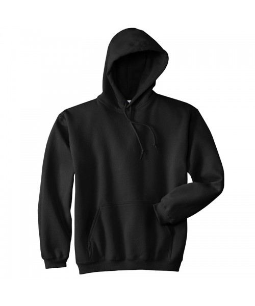 Plain Classic Pullover Hoodie in 300 gsm in 20 colours
