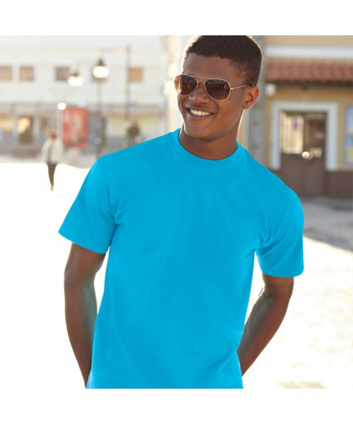 Fruit Of The Loom Heavy T-Shirt 100% Cotton 185 GSM