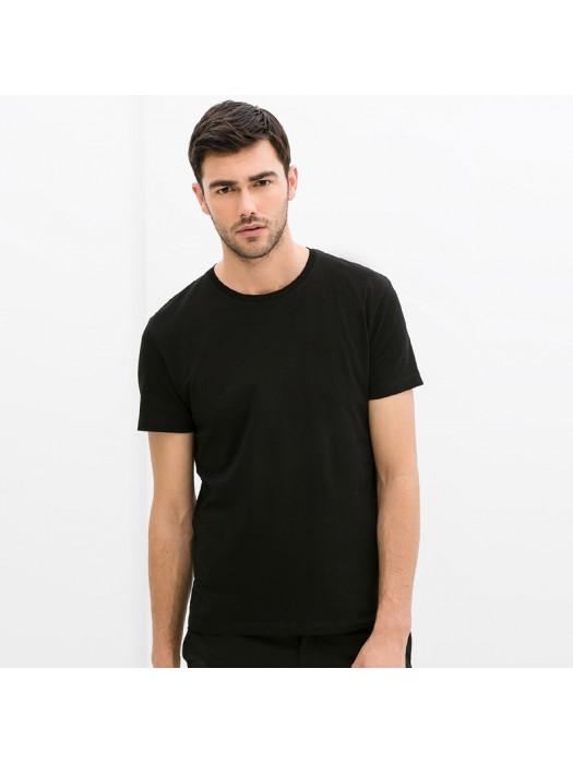 Cheap Plain T Shirts SnS 100% Soft Cotton 165 gsm t-Shirt