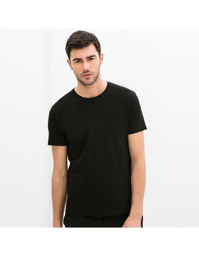 Cheap Plain T Shirts SnS 100% Soft Cotton 165 gsm t-Shirt
