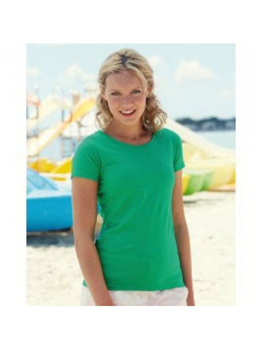 Fruit Of The Loom Lady-Fit Valueweight T-Shirt