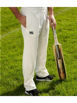 Plain CRICKET TROUSERS CANTERBURY 250 GSM
