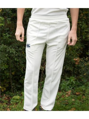 Plain KIDS CRICKET TROUSERS CANTERBURY 250 GSM