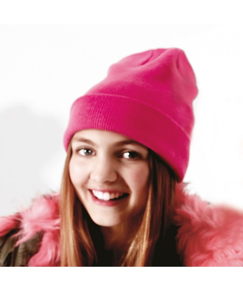 Kids Acrylic Knitted Hat Beechfield
