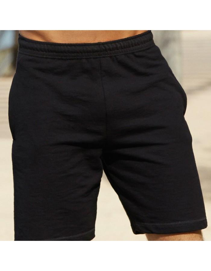 Plain Shorts Lightweight Fruit of the Loom 240 GSM