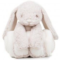 Plain Rabbit blanket MUMBLES