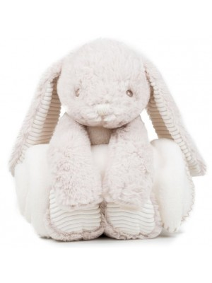 Plain Rabbit blanket MUMBLES