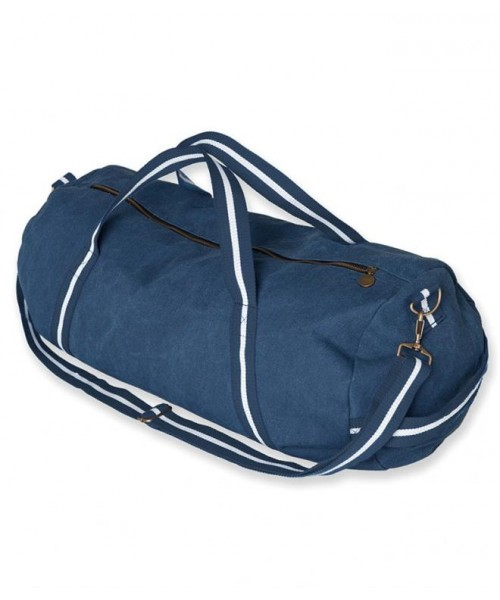 Plain CANVAS HOLDALL FRONT ROW 330 GSM