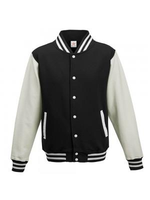 Black/White Varsity Jackets