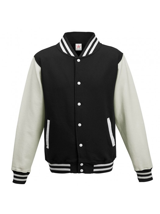 Black/White Varsity Jackets