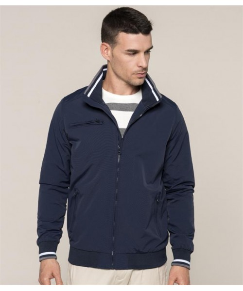 Plain CITY BLOUSON JACKET KARIBAN