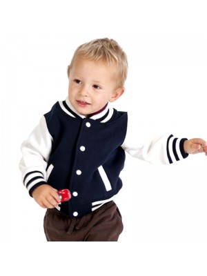 SnS Kids Varsity Jackets in 6 colours