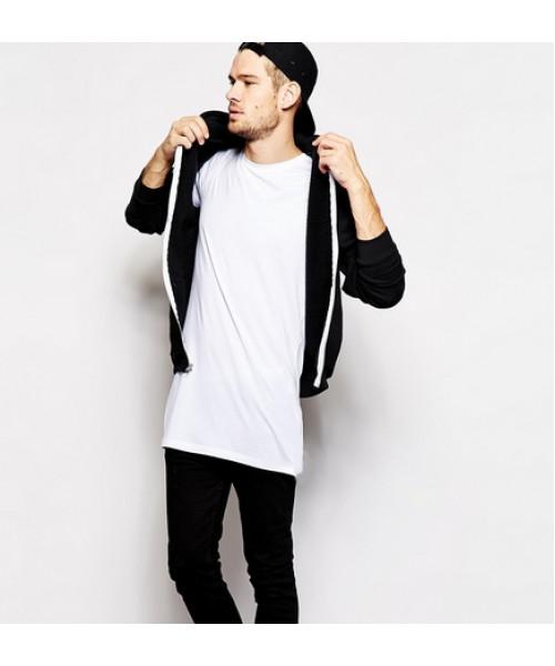 Long Length SnS Rich Cotton Short Sleeve tshirt
