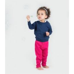 Plain BABY/TODDLER SWEATSHIRT LARKWOOD 280 GSM