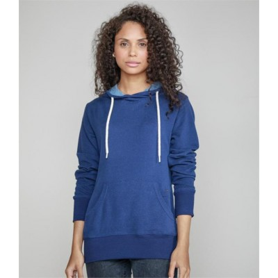 Plain BY MANTIS LADIES URBAN HOODIE SUPERSTAR 240 GSM