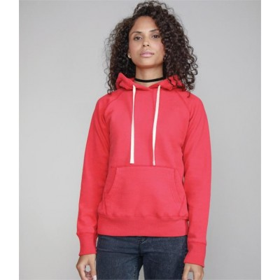 Plain BY MANTIS LADIES HOODIE SUPERSTAR 330 GSM