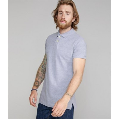 Plain BY MANTIS PIQUE POLO SHIRT SUPERSTAR 280 GSM
