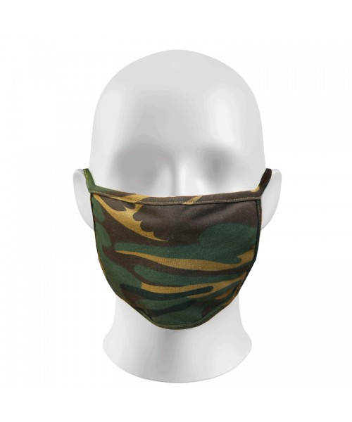 Army Camouflage Face Masks Protection Against Droplets & Dust