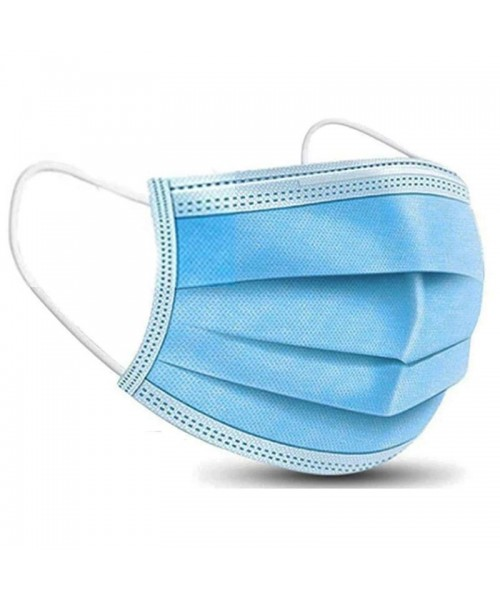 Disposable 3-ply medical mask (pack of 50)