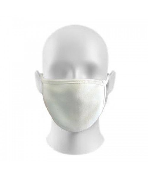 White Face Masks Protection Against Droplets & Dust